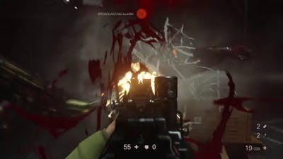 Wolfenstein II: The New Colossus The Deeds Of Captain Wilkins DLC