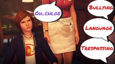 Principal Well's list of Violations   All Variations   Life is Strange: Before the Storm Ep2