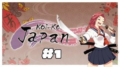 First levels - Koi Koi Japan [Hanafuda playing cards] DLC 1 - PC - Gameplay