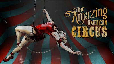 The Amazing American Circus on the Sony PlayStation 4 #CircusAmazing
