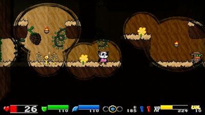 Че: Super Panda Adventures (Start Game)