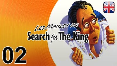 Les Manley in: Search for the King - [02] - [Las Vegas] - English Walkthrough - No Commentary