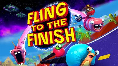 Fling to the Finish - I'M TIED TO YOU!! (Patron Pick)