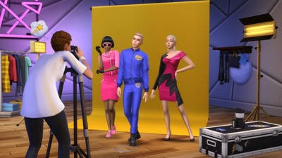 Sims 4 Moschino Stuff Pack || FÖRSTA INTRYCKET! ♥