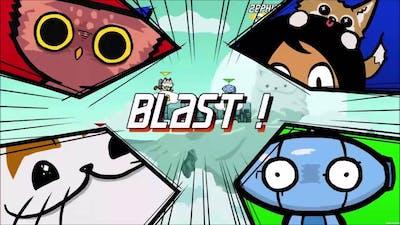Splash Blast Panic - Geneva Games Convention - Semi 2 - Oct 8. 2016
