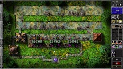 Gemcraft Frostborn Wrath F2 Trial mode Gameplay