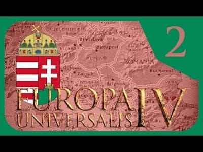 Europa Universalis IV Mare Nostrum - Hungarian Run #2