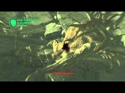 Fallout New Vegas- The Courier's Mile!  Bonus!