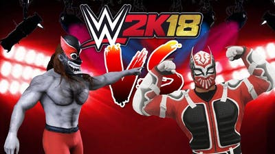 WWE 2k18 - FranDaMan1 Vs Renzzi (Ladder Match - Comedy Gaming)