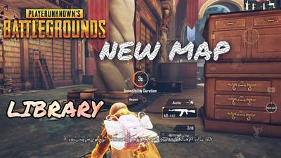 New map is here😍 | Library | The Gun Game.