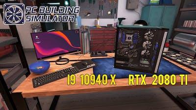 I9 10gen 2080ti   Overclockers UK Workshop - PC Building Simulator