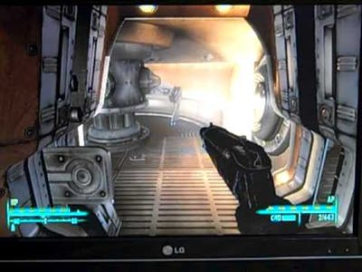 Fallout 3: DLC Mothership Zeta w/commentary P.6 Some glitchy stuff