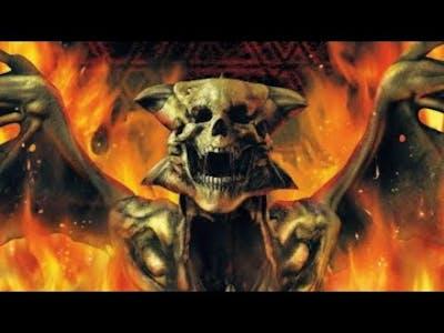 Part 6 resurrection of evil dlc doom 3 series (boss fight)