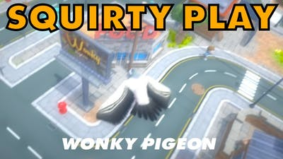 WONKY PIGEON - Wanky Pisspigs