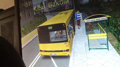 Let's Play OMSI 2 Bus: 302 Solaris Urbino Start: Potasze & Sobieskiego to End: Pitorasowo