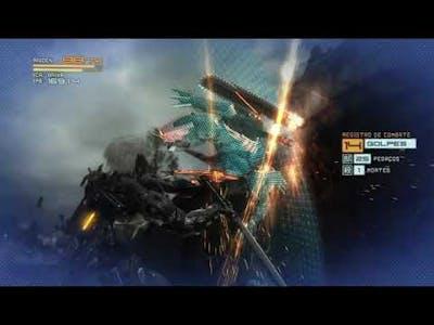 Raiden vs Blade Wolf - METAL GEAR RISING  REVENGEANCE