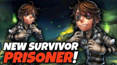 First Look At The NEW SURVIVOR - PRISONER!