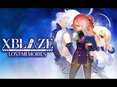 XBlaze Lost: Memories Walkthrough [Part 3] - No Commentary