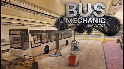 Bus Mechanic Simulator ★ GamePlay ★ Ultra Settings