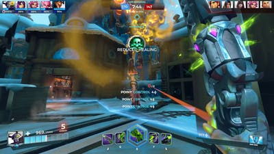 Andro Onslaught (first game aim is balls)