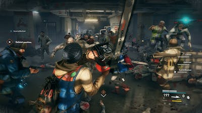 World War Z - Aftermath - Weekly Challenge - Chainsaw Massacre - Graphics - ULTRA - Moscow