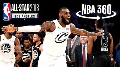 NBA 360 | NBA All-Star 2018
