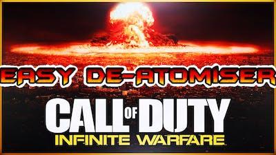 How to get a de atomizer strike in Call of Duty: Infinite Warfare! EASY NUKE IN COD IW!