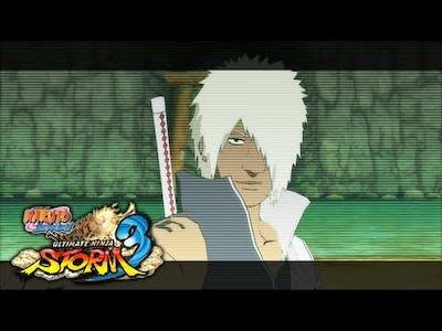 Naruto Shippuden: Ultimate Ninja Storm 3 - shofu vs. SARDELA10 (Online)