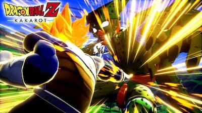 New Finishing Moves in Dragon Ball Z: Kakarot