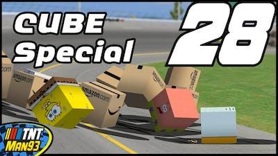 Idiots of NASCAR: Vol. 28 (Cube Special)