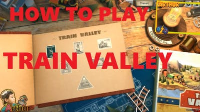 How To Play TRAIN VALLEY PC Games