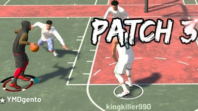 WE GOT 2K TO FIX THIS PROBLEM IN THE GAME! NBA 2K19 MyPARK |Patch 3 Notes