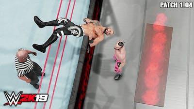 WWE 2K19 All-New Epic Moves Rising Stars Pack DLC!