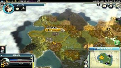 Let's Play Civilization 5 HD Part 3 - Hanoi ...Gesundheit