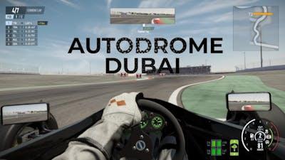 Project Cars 2 - Career Mode #3 (Formula Rookie - Dubai Autodrome Club)