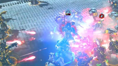Astartes Mod 2021: Thousand Sons vs Space Wolves - Warhammer 40K: Dawn Of War 2: Retribution