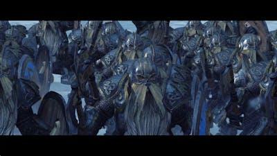 DWARVES ⚔️ SKAVEN - Total War WARHAMMER 2 Cinematic Battle