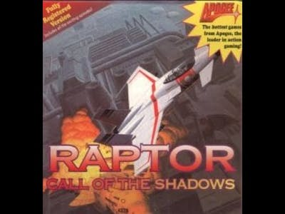 Raptor Call Of The Shadows   2015 Edition (PC/Steam)