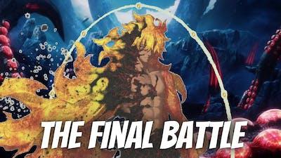 The Final Battle...King of Men Goetia