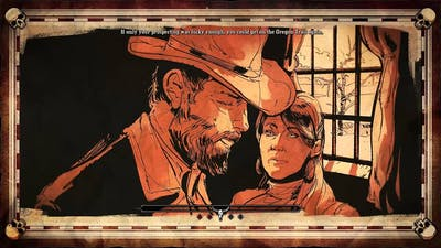 Hard West - First 15 Minutes - Official Gameplay Video