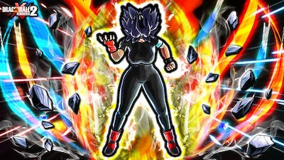 WE NEED THIS NEW ANIMATED GOD SKILL AS DLC! Dragon Ball Xenoverse 2 Epic God Transformation For CaC