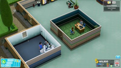 Two Point Hospital demonstrates a high mortality rate for decapitation