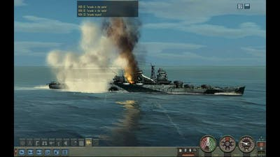 Silent Hunter IV, Manual Torpedo Attack