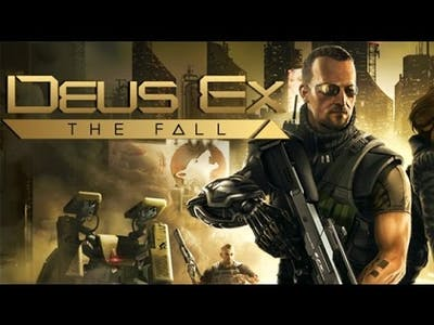 Deus Ex: The Fall ( Android \ iOS game ) | Walkthrough 4