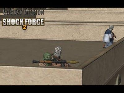 Combat Mission Shock Force 2 Insurgent ATGM Ambush