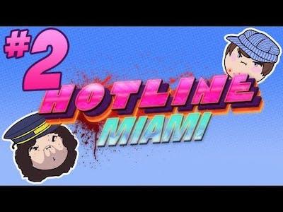 Hotline Miami: Bloody Murder - PART 2 - Steam Train