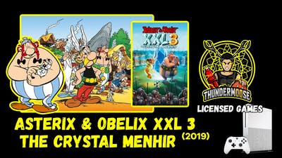 Licensed Games: Asterix & Obelix XXL3 The Crystal Menhir (2019)