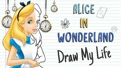 ALICE IN WONDERLAND ♠️♦️♣️♥️ | Draw My Life