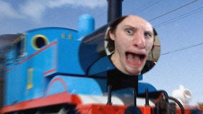 Jerma Likes Train Game - Jerma Unrailed Highlights