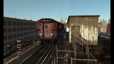 World Of Subways 4 Railfanning and Riding Trains Along the 7 Line Local & Express